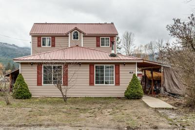 Blanchard Single Family Home For Sale: 100 Mason Rd