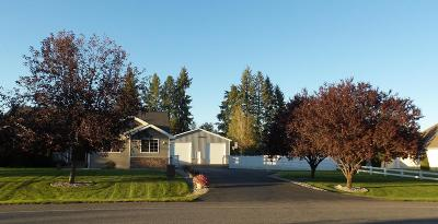 Post Falls Single Family Home For Sale: 2233 W Polo Green Ave