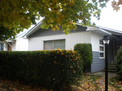 Kellogg Single Family Home For Sale: 109 Mission