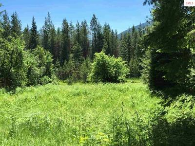 Clark Fork Residential Lots & Land For Sale: Shalom