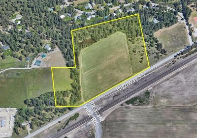 Hauser, Post Falls Residential Lots & Land For Sale: NKA Highway 53