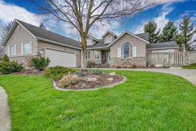 Post Falls Single Family Home For Sale: 3005 N Precept Ct