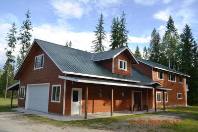 Sandpoint Single Family Home For Sale: 719 Elk Grove Rd