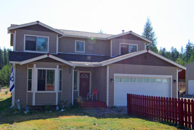 Newport Single Family Home For Sale: 2625 W Telephone Rd