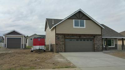 Rathdrum Single Family Home For Sale: 6736 W Buffalo Grass Ln