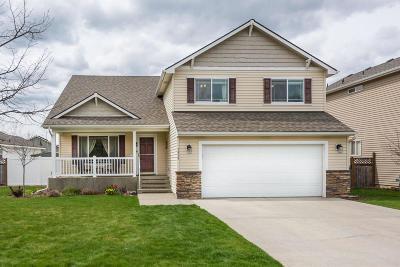 Post Falls Single Family Home For Sale: 1415 N Willamette Dr