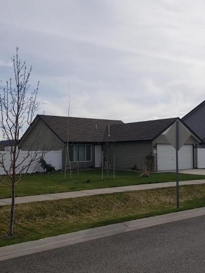 Coeur D'alene Single Family Home For Sale: 3792 W Pescador Dr