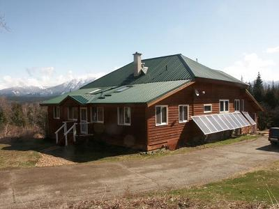 Bonners Ferry Single Family Home For Sale: 517 Two Tail Rd