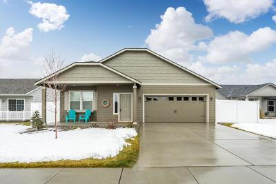 Rathdrum Single Family Home For Sale: 6119 W Lofty Ridge St