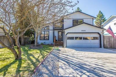 Coeur D'alene Single Family Home For Sale: 1524 E Thomas Ln