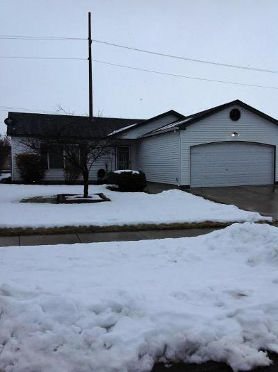 Hauser Lake, Post Falls Single Family Home For Sale: 811 E Shasta Ave