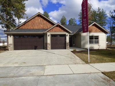 Post Falls Single Family Home For Sale: 1584 N Tatum Dr