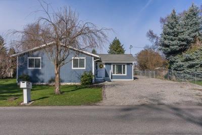 Hayden Single Family Home For Sale: 9735 N Maple St