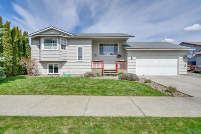 Rathdrum Single Family Home For Sale: 7411 W Meadow Lark Ln
