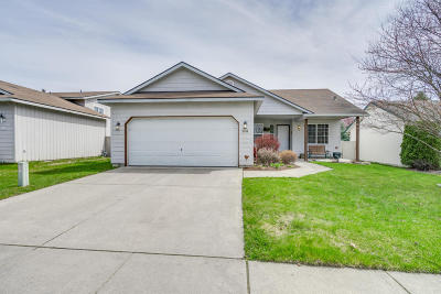 Coeur D'alene, Dalton Gardens Single Family Home For Sale: 5944 N Loraine St