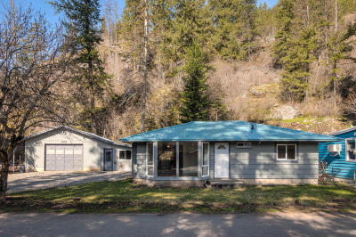 Rathdrum Single Family Home For Sale: 20765 N Altamont Rd