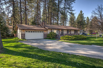 Hayden Single Family Home For Sale: 11591 N Emerald Dr