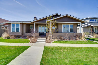 Post Falls Single Family Home For Sale: 3461 N Charleville Rd