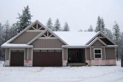 Harrison Single Family Home For Sale: L4B4 Hana Rd