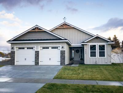 Hayden Single Family Home For Sale: 9256 N Gettys Ln