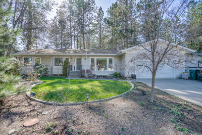 Post Falls Single Family Home For Sale: 412 S Timber Ln