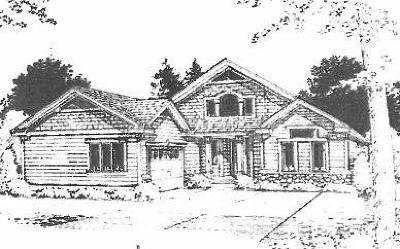 Rathdrum Single Family Home For Sale: NNA Medallist Lot #11 Ct.