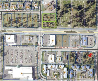 Rathdrum Residential Lots & Land For Sale: 16038 N Westwood Dr
