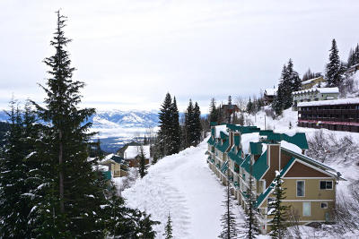 Sandpoint ID Condo/Townhouse For Sale: $379,000