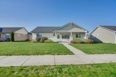 Rathdrum Single Family Home For Sale: 6537 W Majestic Ave