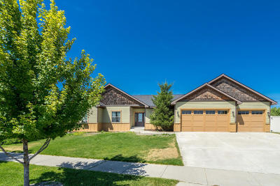 Rathdrum Single Family Home For Sale: 6685 Buffalo Grass Ln