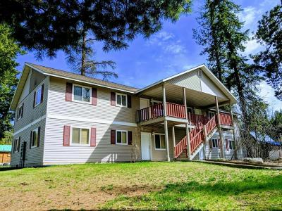 Bonners Ferry Multi Family Home For Sale: 6803 Tamarack Dr.