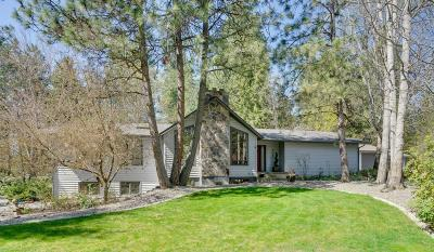 Coeur D'alene, Dalton Gardens Single Family Home For Sale: 1675 E Lookout Dr