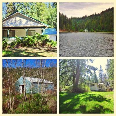 Harrison Single Family Home For Sale: 42820 S. Highway 97