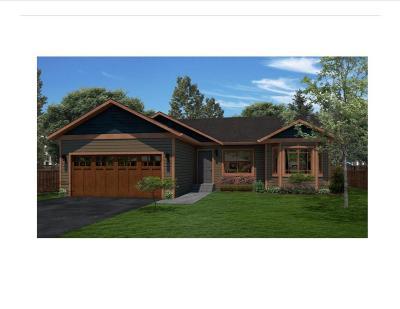 Sandpoint Single Family Home For Sale: 2428 Shady Oak Ln