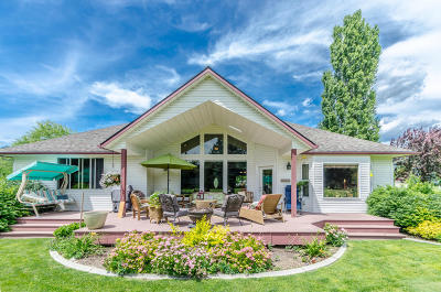 Rathdrum Single Family Home For Sale: 5168 W Commons Ct