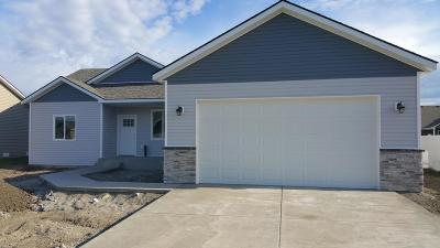 Rathdrum Single Family Home For Sale: 6613 W Rambo