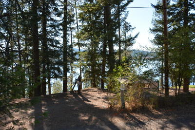 Hauser, Post Falls Residential Lots & Land For Sale: LOT 4 Wildwood Point Rd