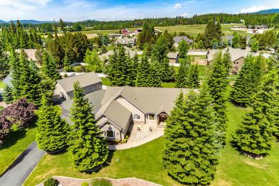Hayden, Hayden Lake Single Family Home For Sale: 12516 N Yearling Cir