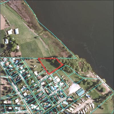 Hauser, Post Falls Residential Lots & Land For Sale: NKA W Lake Street