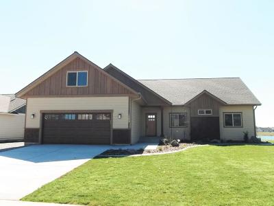 Rathdrum Single Family Home For Sale: 15263 N Pristine Cir
