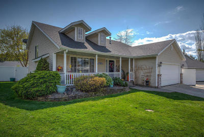 Hayden Single Family Home For Sale: 9057 N Drawbridge Ct