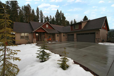 Hayden Single Family Home For Sale: NNA Pebble Creek Drive