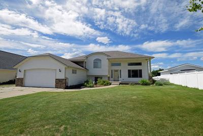 Hayden Single Family Home For Sale: 8965 N Torrey Ln
