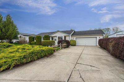 Hayden Single Family Home For Sale: 827 E Maple Pl