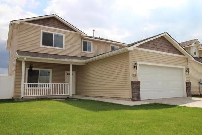 Hauser Lake, Post Falls Single Family Home For Sale: 3568 E Solena Ave