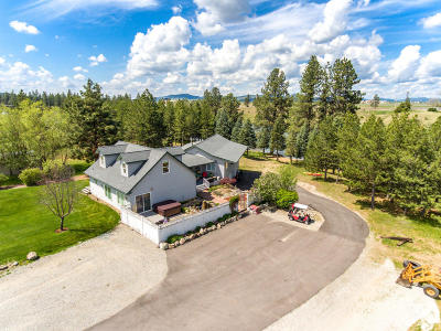 Post Falls Single Family Home For Sale: 3 S Richards Rd