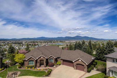 Post Falls Single Family Home For Sale: 770 N Skye Ct