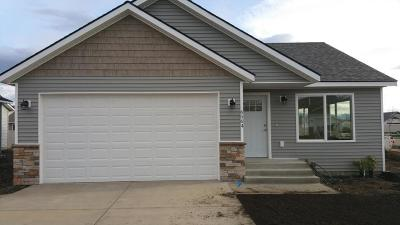 Rathdrum Single Family Home For Sale: 6587 W Rambo