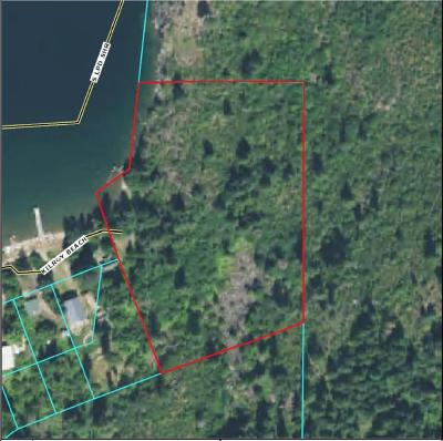 Sandpoint Residential Lots & Land For Sale: NNA Kilroy Bay