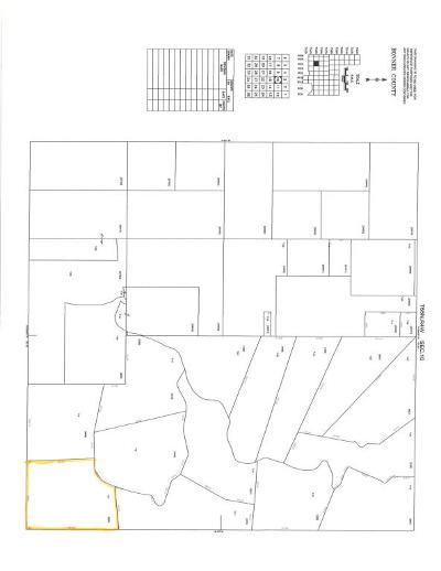 Priest River Residential Lots & Land For Sale: NNN Rustling Leaf Rd